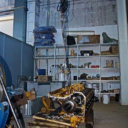 Ремонт двигателей Комацу