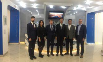 Топ-менеджеры Komatsu оценили качество работы Технического Центра Обухово